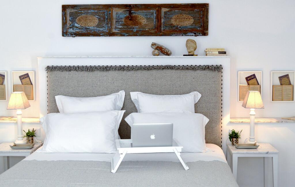 Chambre Lit Queen-Size Deluxe